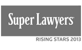 Super Lawyers Rising Stars 2013